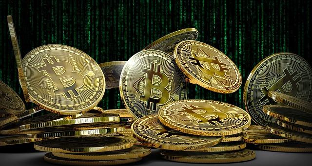 Schwung laut Bitcoin Code