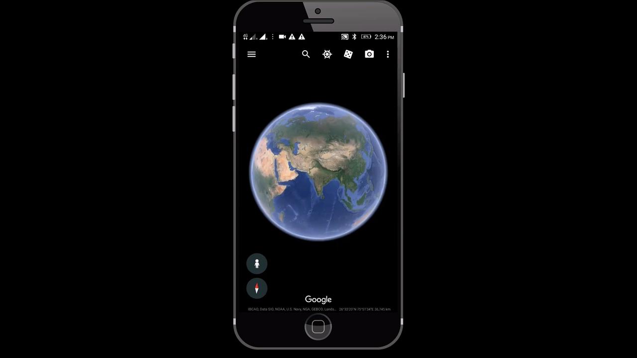 google earth pfad erstellen
